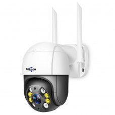 WiFi відеокамера Hiseeu WHD812 (2MP, PTZ, IP)