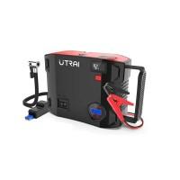 2в1 UTRAI JStar 5 Пусковий пристрій 1600А 16000 мАг + Компресор 150 Вт
