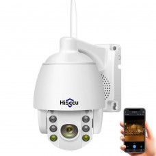 WiFi відеокамера Hiseeu WHD902A (PTZ, IP, LAN)