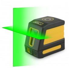 Лазерний рівень Mestek T02 (нівелір, зелений)