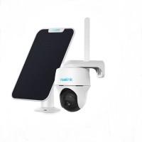 4G камера Reolink Go PT (3G, LTE, WiFi, поворотна) + сонячна панель