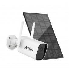 WiFi відеокамера Anran N01 3Mp + сонячна панель