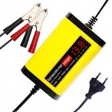 Автомобільний зарядний пристрій Lunda K8936EU 6V 12V 2A