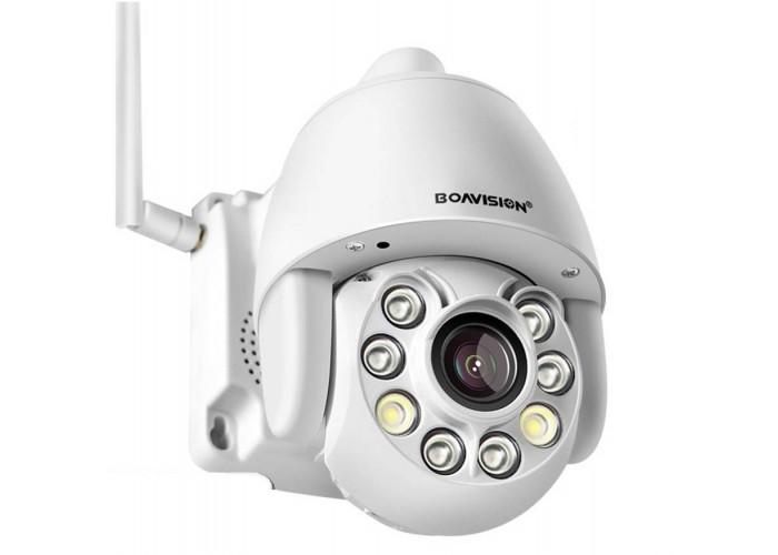 4G камера Boavision HX-4G50M58AS 5Mp (IP, 3G, PTZ)