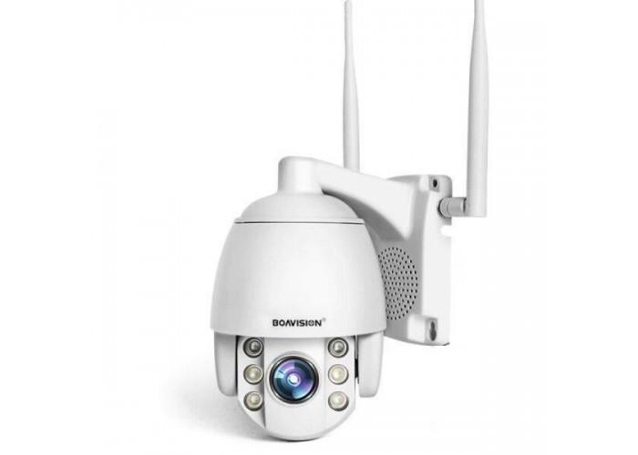 4G камера Boavision HX-4G50M24AS 5Mp (IP, 3G, PTZ)