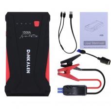 Пуско-зарядний пристрій Dinkalen 1500A 12В 12000мАч