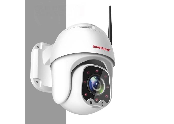 WiFi камера відеоспостереження Boavision GK20K2AS (2Mp, PTZ, IP)