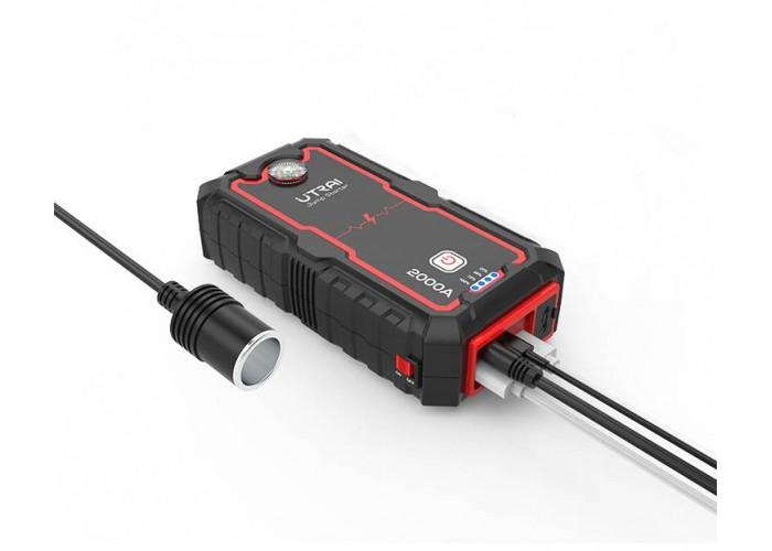 Бустер (пусковий пристрій) UTRAI JStar One 2000А 12В 22000 мАг