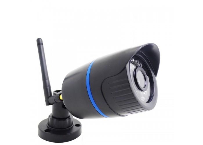WiFi / IP камера BESDER 6024PB XMA201 2Mp (Black)
