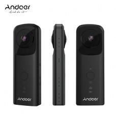 VR / WiFi панорамна камера Andoer A360II (2 об'єктиви)
