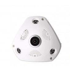 Панорамна WiFi камера Unitoptek EC-P01