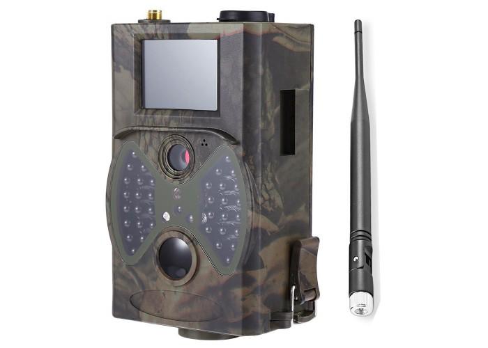 GSM камера для полювання HC300M (фотопастка)