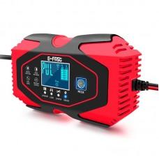 Автомобільний зарядний пристрій Lunda E-Fast 12V 24V 6A