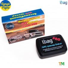 Автомобильный GPS трекер iBag «Dakar PRO»