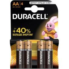 Батарейки (4 шт) Duracell AA LR06 MN1500