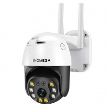WiFi відеокамера INQMEGA 393-5M (5Mp, AI, Хмара, Поворотна)